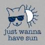 Just Wanna Have Sun artwork
