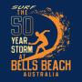 50 Year Storm At Bells Beach artwork