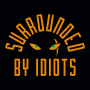 Surrounded By Idiots artwork