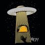 Taco Abduction artwork