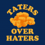 Taters Over Haters artwork