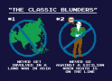 The Classic Blunders artwork