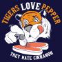 Tigers Love Pepper artwork
