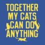 Together My Cats Can Do Anything artwork