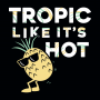 Tropic Like It's Hot artwork