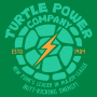 Turtle Power Company artwork