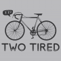 Two Tired artwork