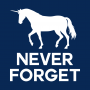 Unicorn Never Forget artwork