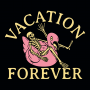 Vacation Forever artwork