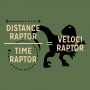 Veloci Raptor artwork