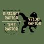 Veloci Raptor artwork