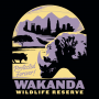 Wakanda Wildlife Reserve artwork