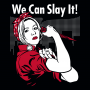 We Can Slay It! artwork