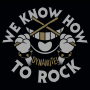We Know How To Rock artwork