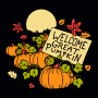 Welcome Great Pumpkin artwork