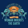 Woman Inherits The Earth artwork