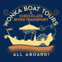 Wonka Boat Tours artwork