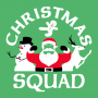 Christmas Squad artwork