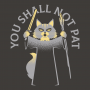 You Shall Not Pat artwork