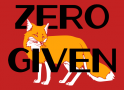 Zero Fox Given artwork