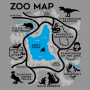 Zoo Map artwork