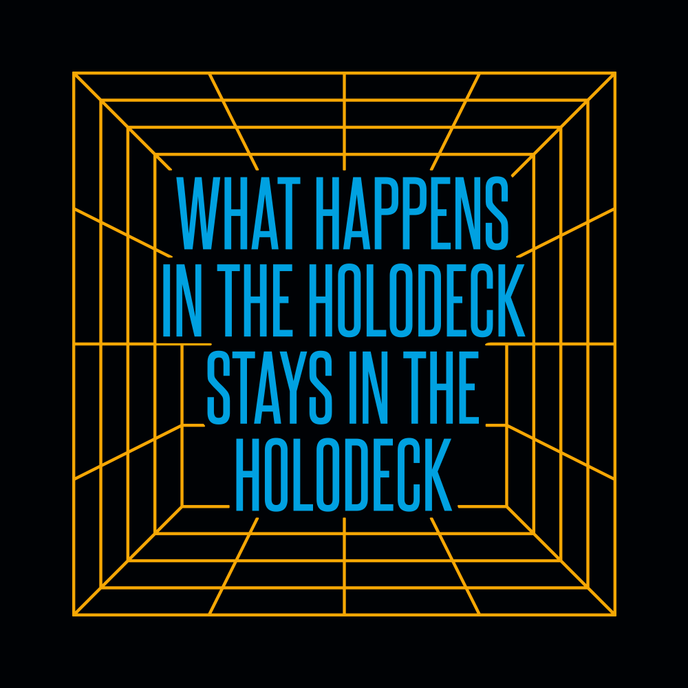 What Happens In The Holodeck