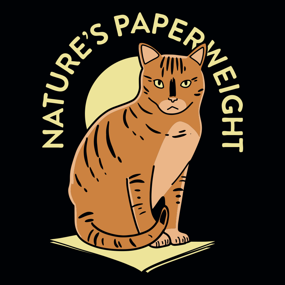 Nature's Paperweight