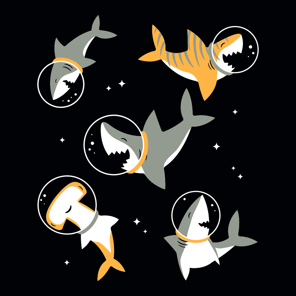 Sharks In Space
