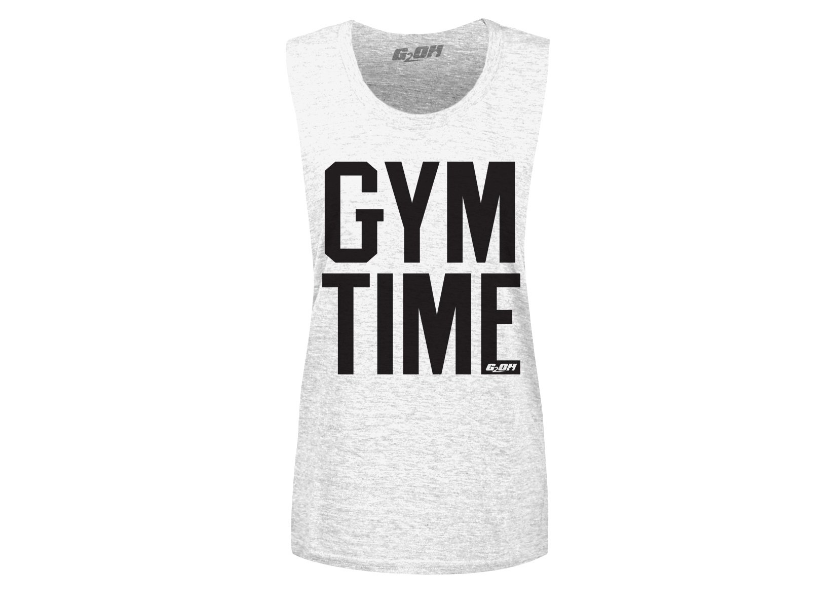 6e1f6ee339d Gym Time Women's Muscle Tank Top | G2OH