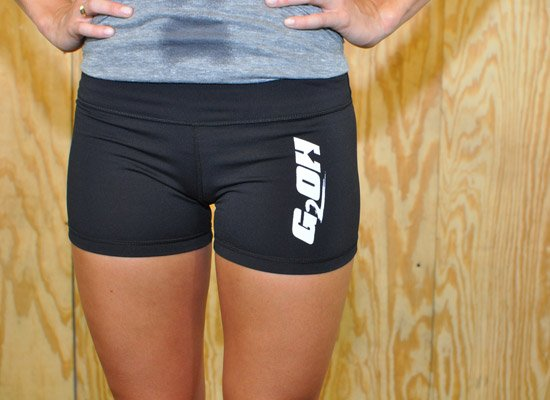 Girls With Tight Shorts