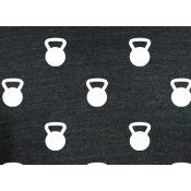 G2OH Kettlebell Pattern Print Tank Top