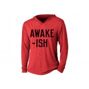 Awake-ish Tri-Blend Hoodie