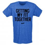 Getting My Fit Together Men's T-Shirt