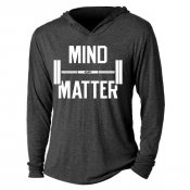 Mind Over Matter Tri-Blend Hoodie