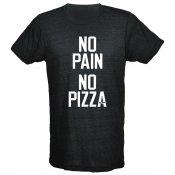 No Pain No Pizza Men's T-Shirt