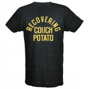 Recovering Couch Potato Men's T-Shirt