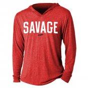Savage Tri-Blend Hoodie