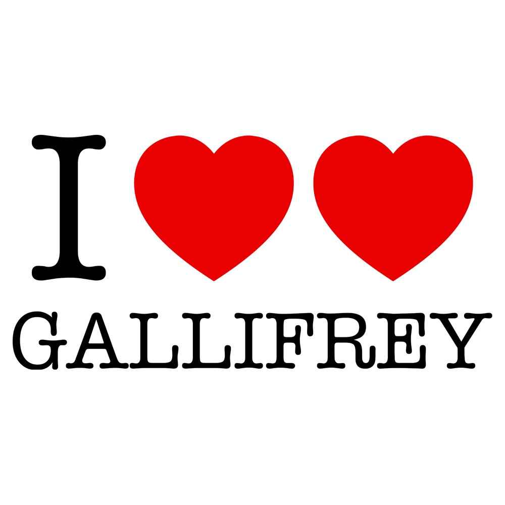 I Heart Heart Gallifrey