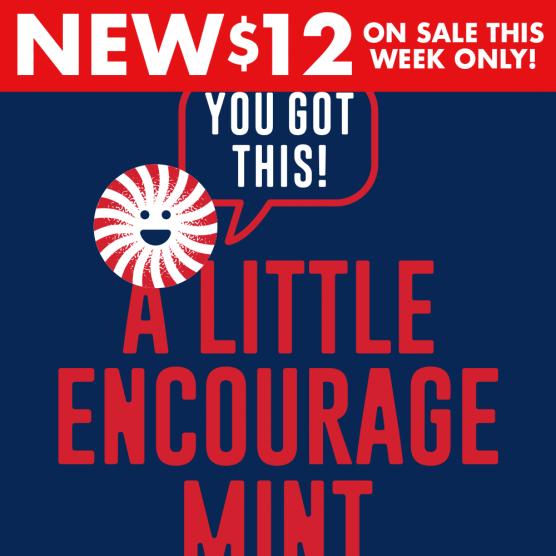bc179ca5c0c A Little Encourage Mint