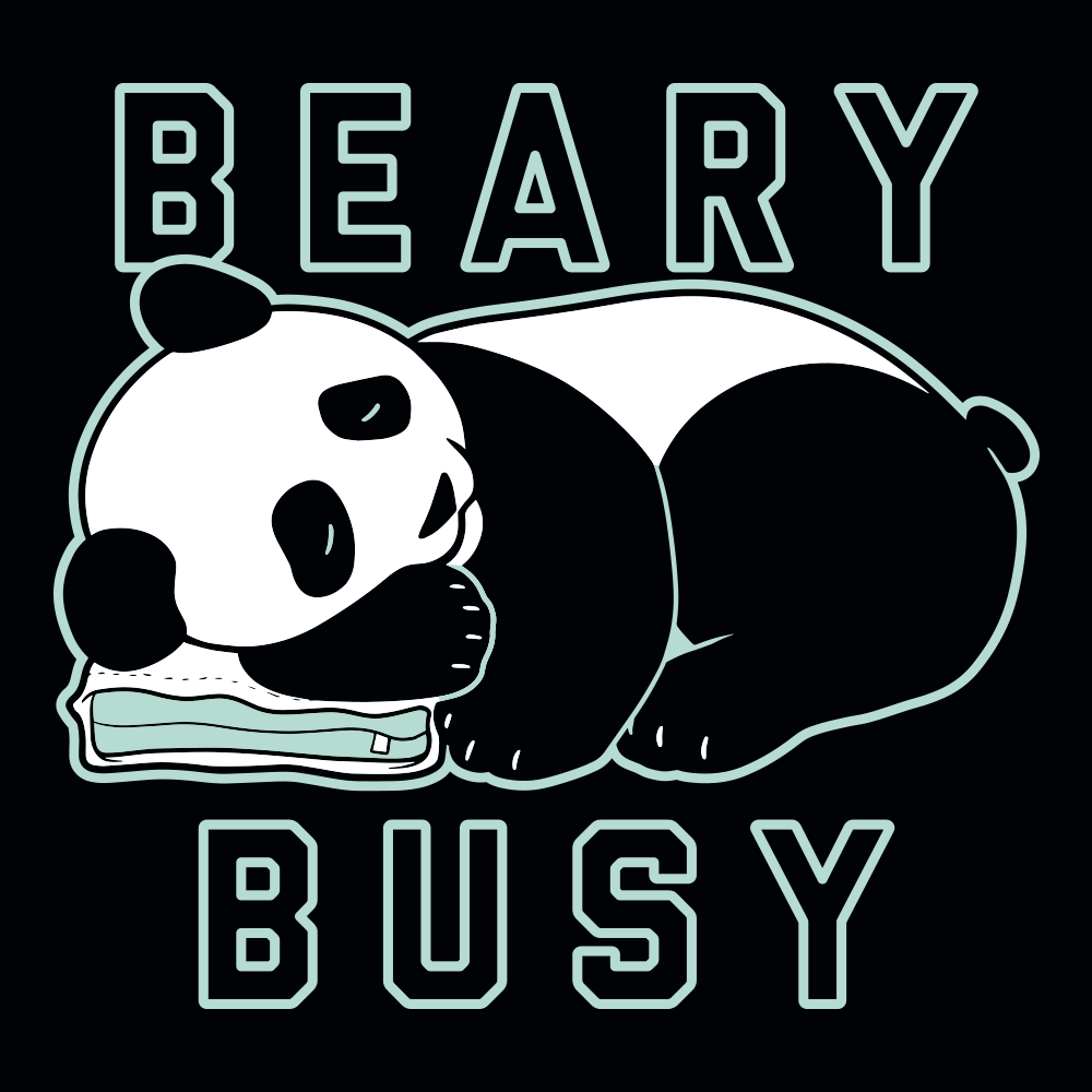 Beary Busy