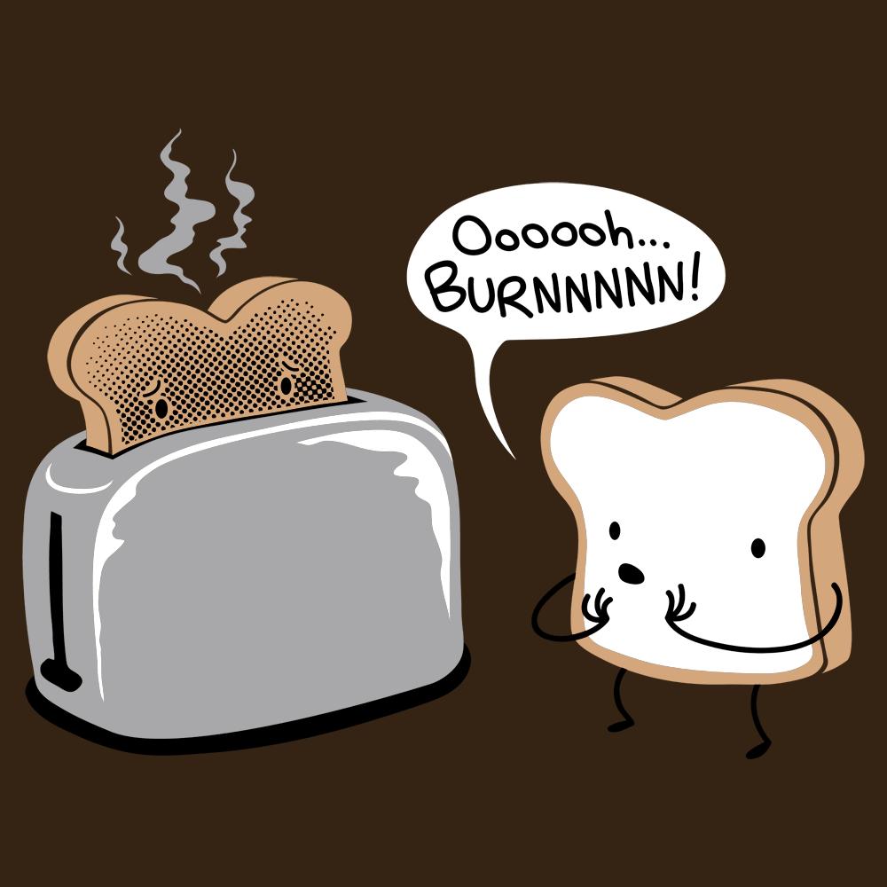 Oooooh...BURNNNNN!