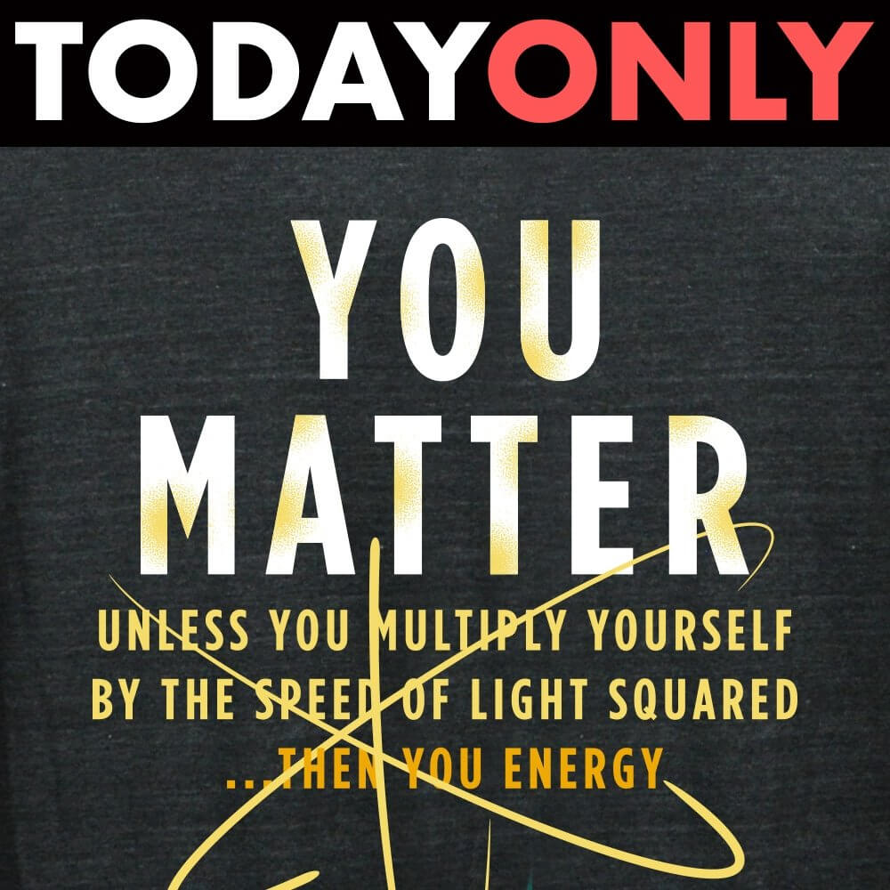 You Matter Limited Edition Tri-Blend