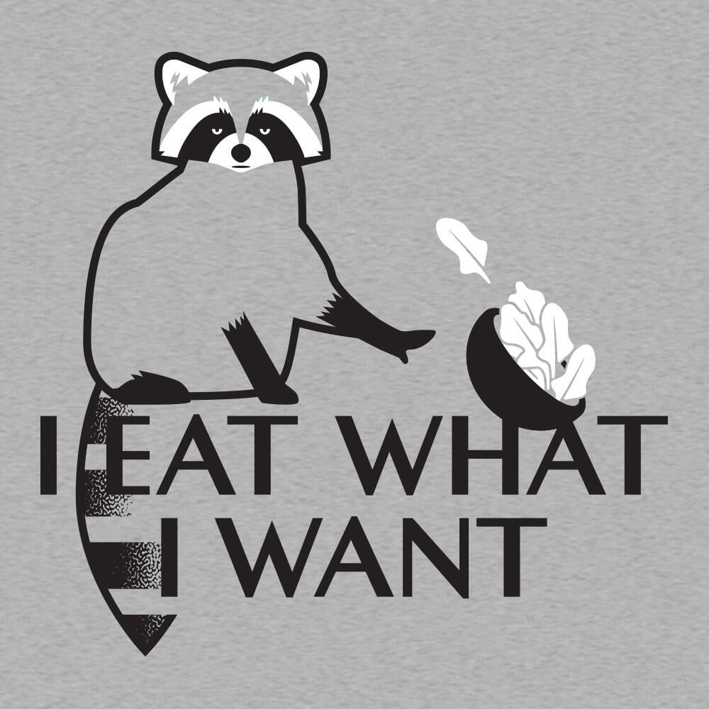 I Eat What I Want