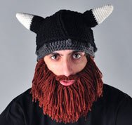 Short Barbarian Hat