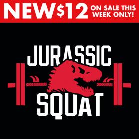 Jurassic Squat