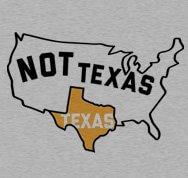 Texas, Not Texas