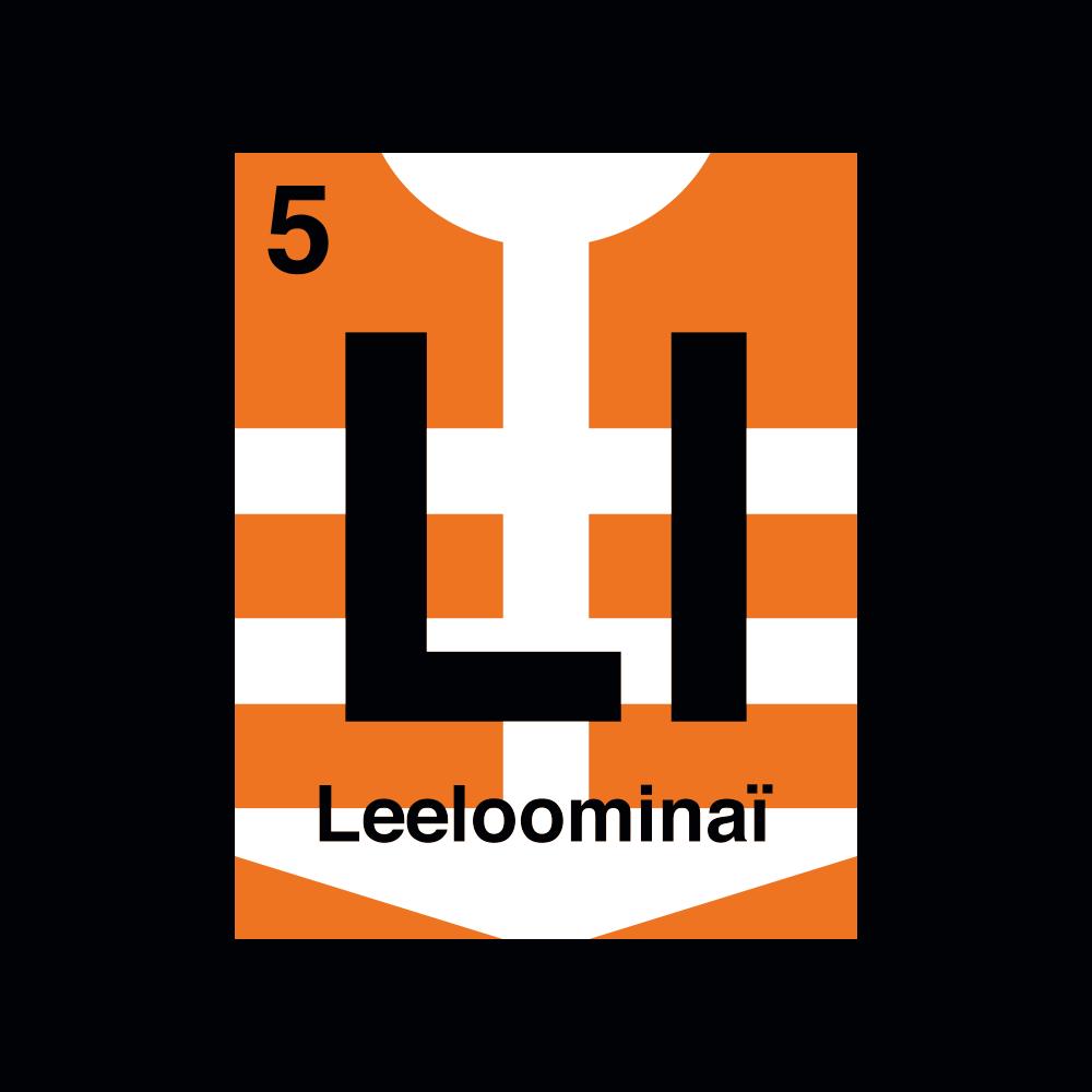 Element Number 5