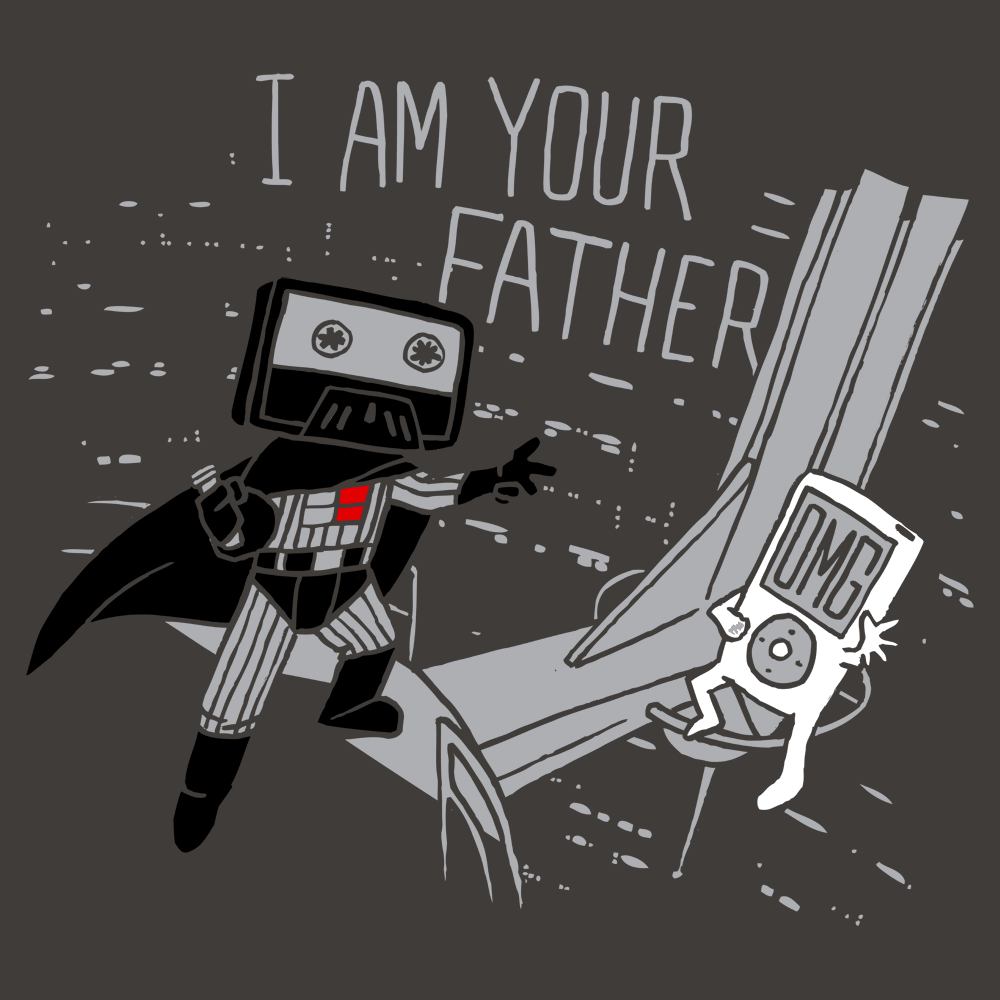 I Am Your Father Cassette