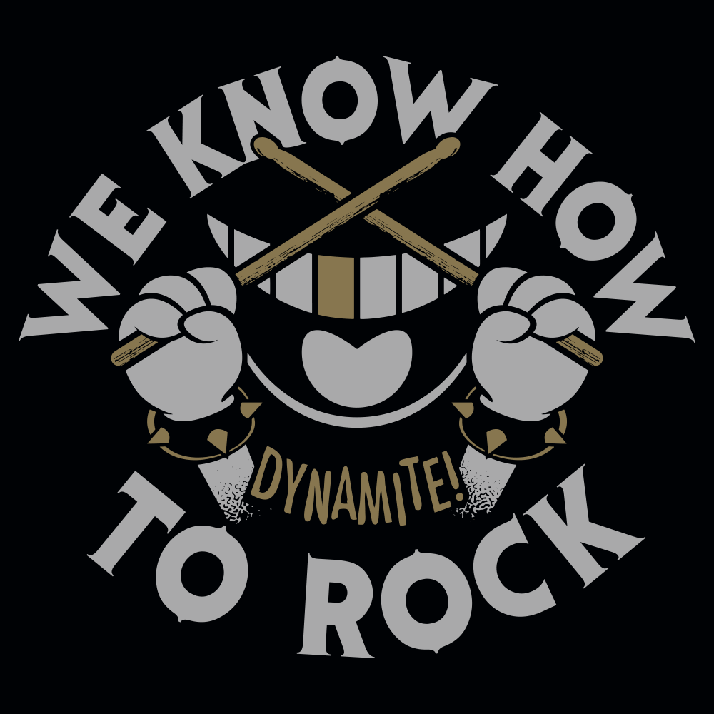 We Know How To Rock