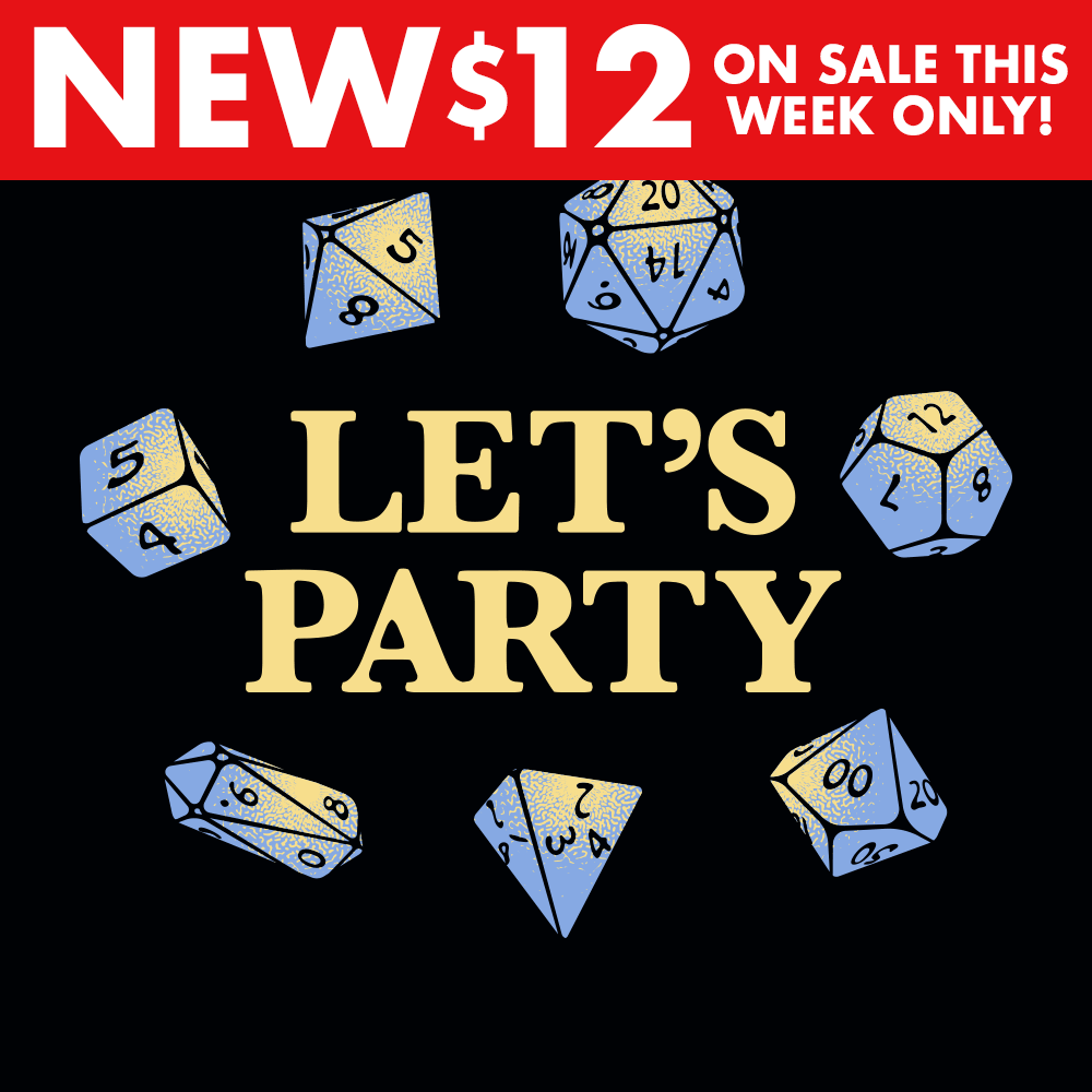 Let's Party Dice